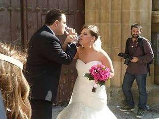 La boda de Rocío y Cristóbal 3