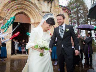 La boda de Jagoba y Nekane