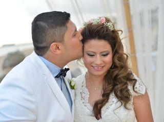 La boda de Diana y Javier