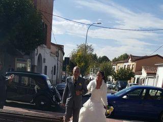 La boda de Mayte y Francisco 2