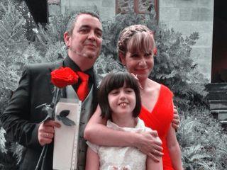 La boda de Iván y Carmen
