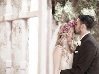 La boda de Vicente  y Eva