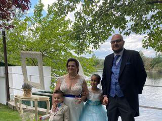 La boda de María Ángeles  y Javier  3