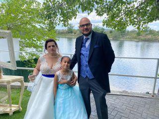 La boda de María Ángeles  y Javier