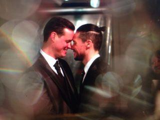 La boda de Marc y Enric