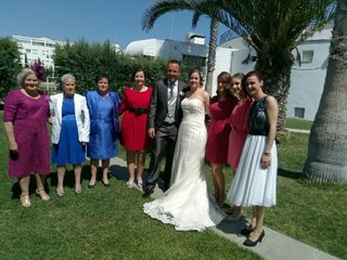 La boda de Gloria y David 1