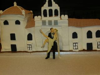 La boda de Tatiana  y José María
