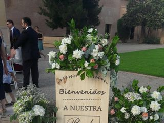 La boda de Coral y Sergio 1