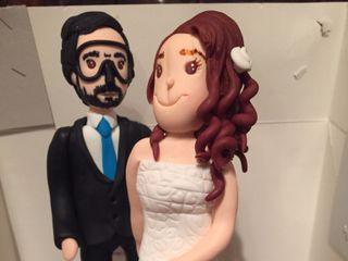 La boda de Aurora y Rafael 1