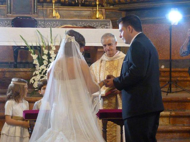 La boda de Cristóbal y Rocío en Córdoba, Córdoba 1