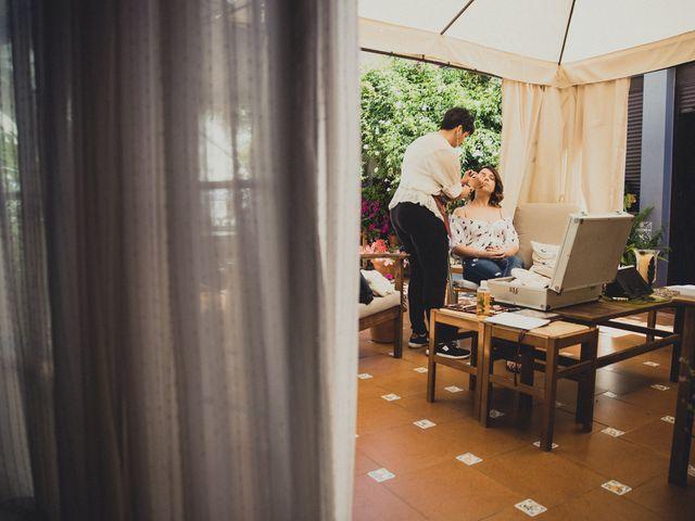 La boda de Aritz y Vanessa en Mérida, Badajoz 13