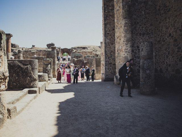La boda de Aritz y Vanessa en Mérida, Badajoz 19