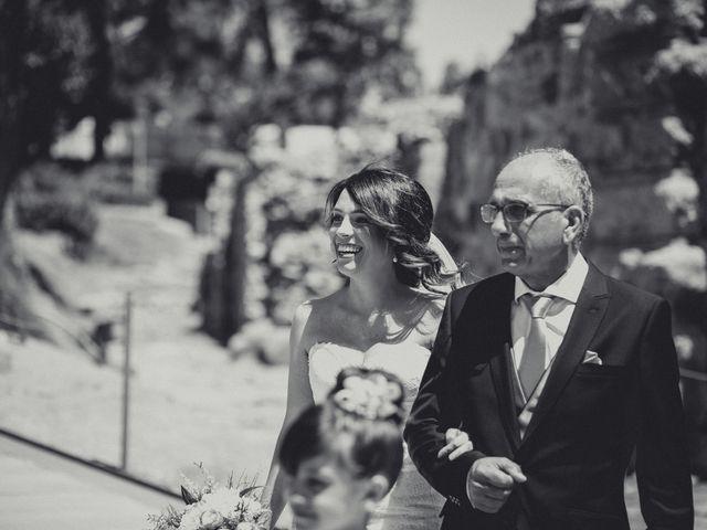 La boda de Aritz y Vanessa en Mérida, Badajoz 25