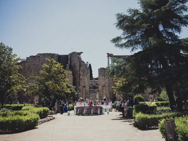 La boda de Aritz y Vanessa en Mérida, Badajoz 28