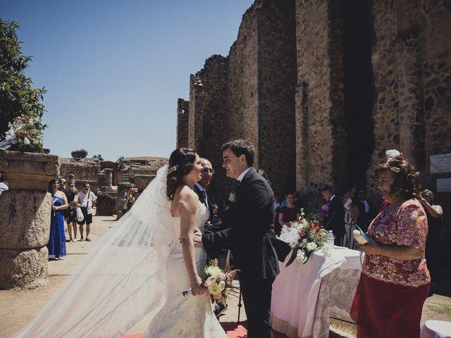 La boda de Aritz y Vanessa en Mérida, Badajoz 30