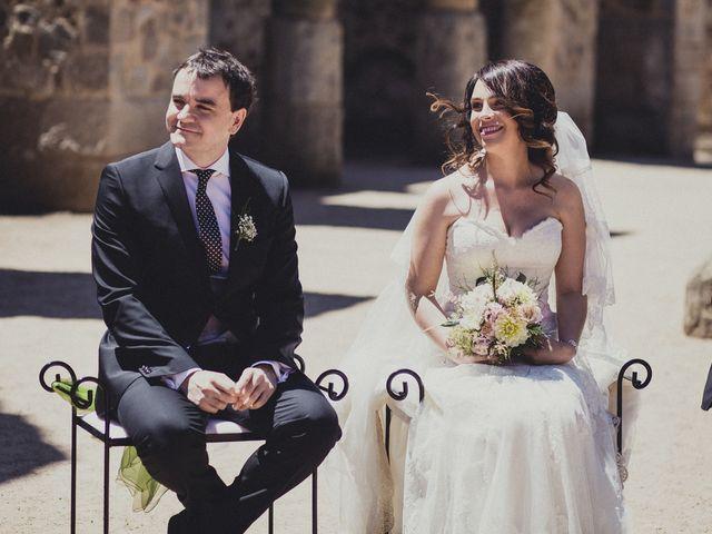 La boda de Aritz y Vanessa en Mérida, Badajoz 32