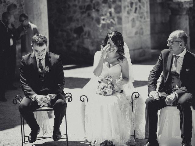 La boda de Aritz y Vanessa en Mérida, Badajoz 33