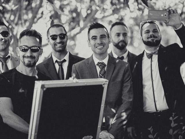 La boda de Aritz y Vanessa en Mérida, Badajoz 35