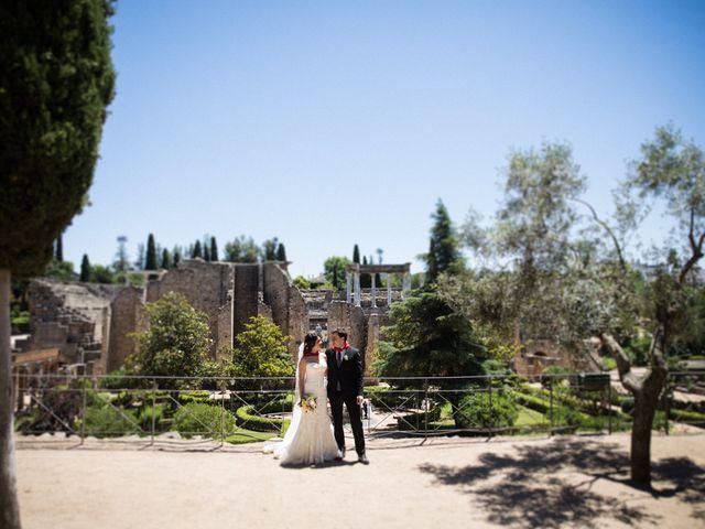 La boda de Aritz y Vanessa en Mérida, Badajoz 46