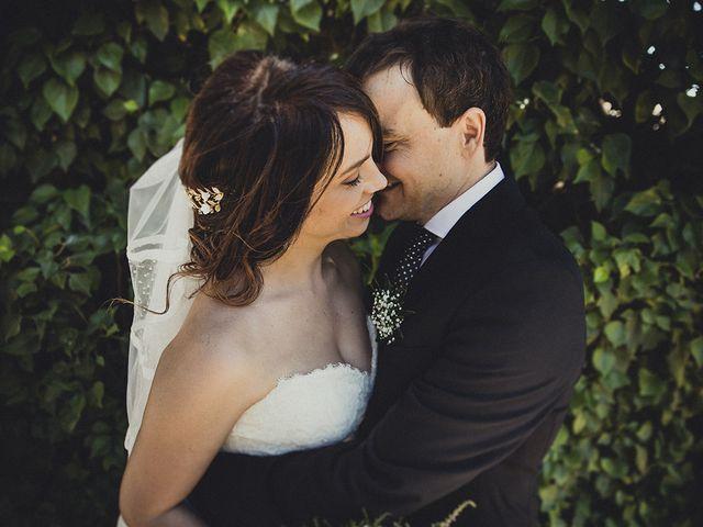 La boda de Aritz y Vanessa en Mérida, Badajoz 1