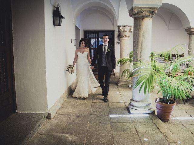 La boda de Aritz y Vanessa en Mérida, Badajoz 49