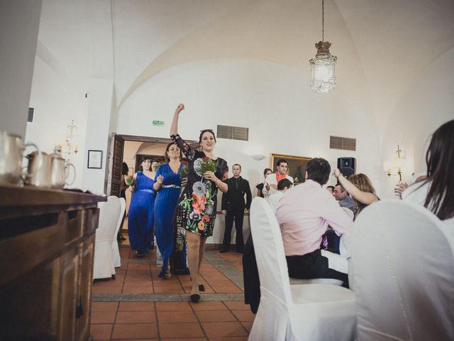 La boda de Aritz y Vanessa en Mérida, Badajoz 65