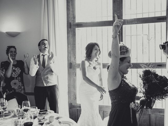 La boda de Aritz y Vanessa en Mérida, Badajoz 67