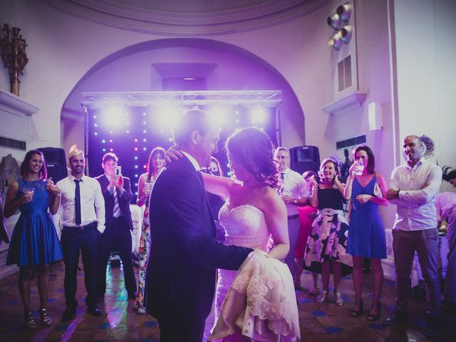 La boda de Aritz y Vanessa en Mérida, Badajoz 78