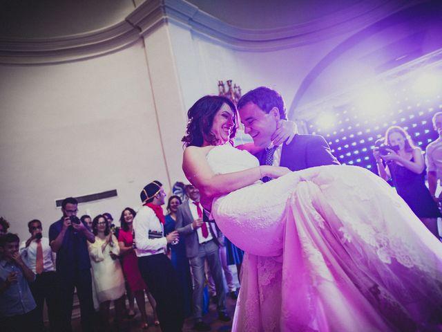 La boda de Aritz y Vanessa en Mérida, Badajoz 79