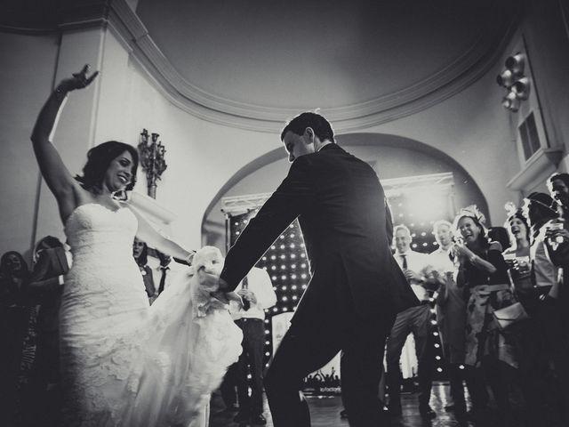 La boda de Aritz y Vanessa en Mérida, Badajoz 80