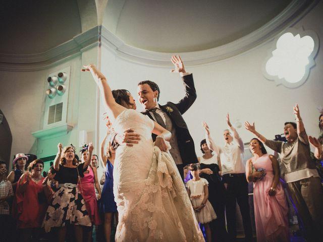 La boda de Aritz y Vanessa en Mérida, Badajoz 81