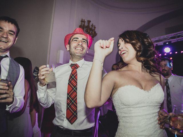 La boda de Aritz y Vanessa en Mérida, Badajoz 85