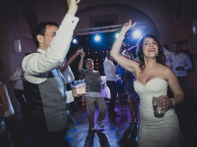 La boda de Aritz y Vanessa en Mérida, Badajoz 87