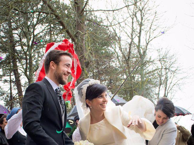 La boda de Nekane y Jagoba en Vitoria-gasteiz, Álava 15