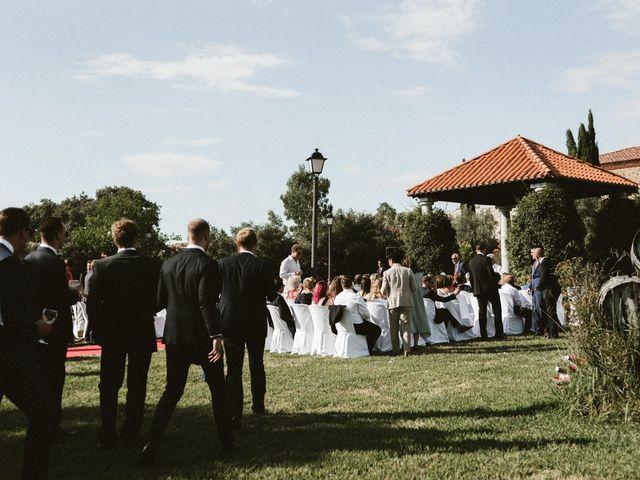 La boda de Hernán y Inés en Olivenza, Badajoz 21