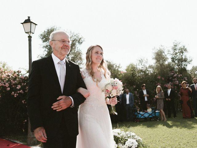 La boda de Hernán y Inés en Olivenza, Badajoz 23