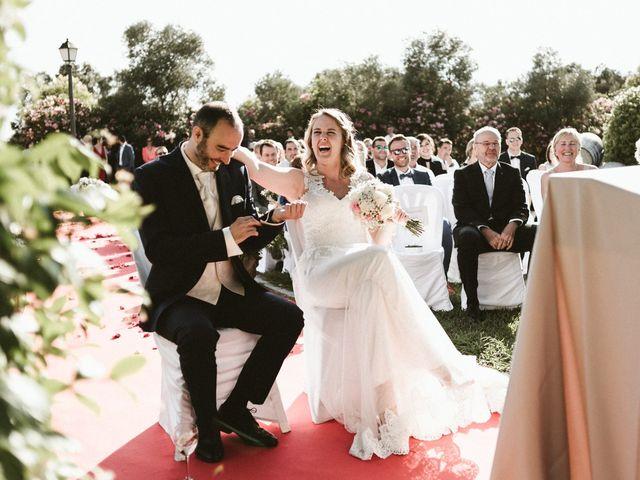La boda de Hernán y Inés en Olivenza, Badajoz 25