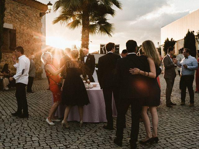 La boda de Hernán y Inés en Olivenza, Badajoz 35