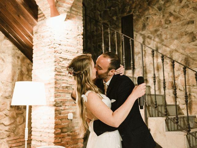 La boda de Hernán y Inés en Olivenza, Badajoz 42
