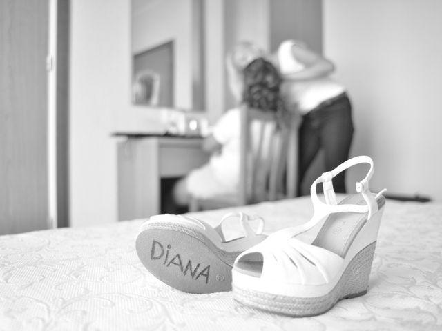 La boda de Javier y Diana en Canet De Mar, Barcelona 8
