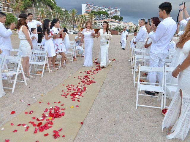 La boda de Javier y Diana en Canet De Mar, Barcelona 16