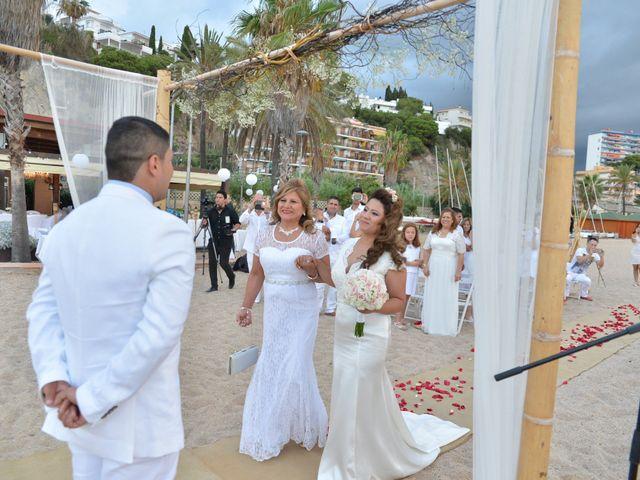 La boda de Javier y Diana en Canet De Mar, Barcelona 18