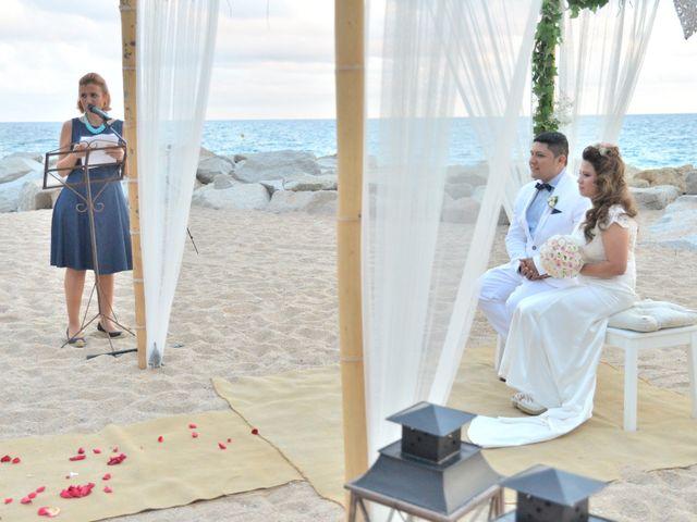 La boda de Javier y Diana en Canet De Mar, Barcelona 24