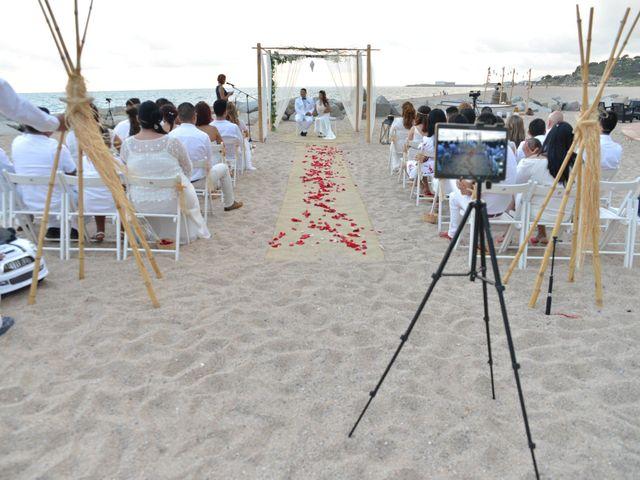 La boda de Javier y Diana en Canet De Mar, Barcelona 25