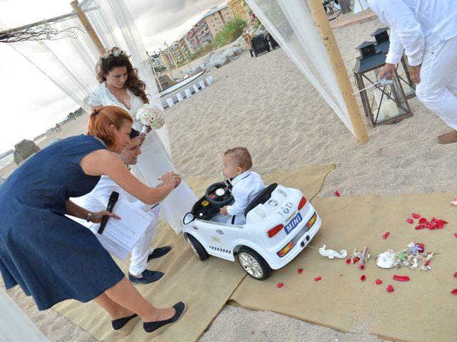 La boda de Javier y Diana en Canet De Mar, Barcelona 31