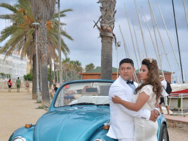 La boda de Javier y Diana en Canet De Mar, Barcelona 49