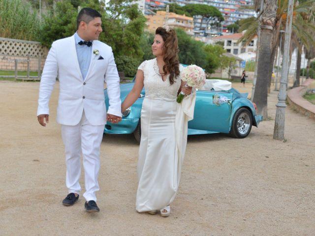 La boda de Javier y Diana en Canet De Mar, Barcelona 50