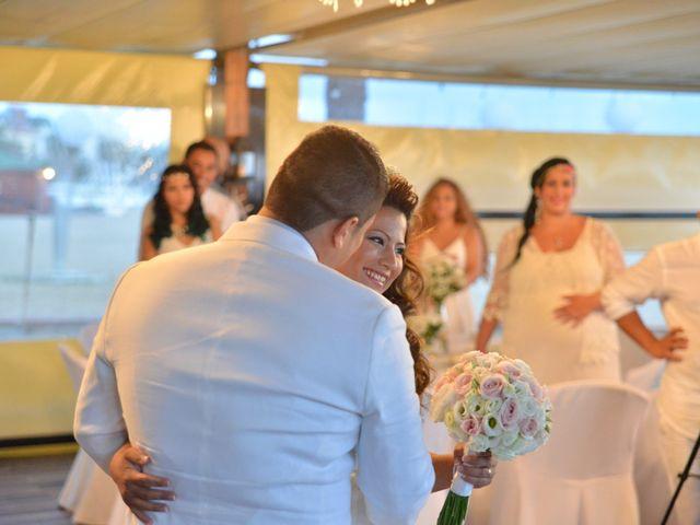 La boda de Javier y Diana en Canet De Mar, Barcelona 51
