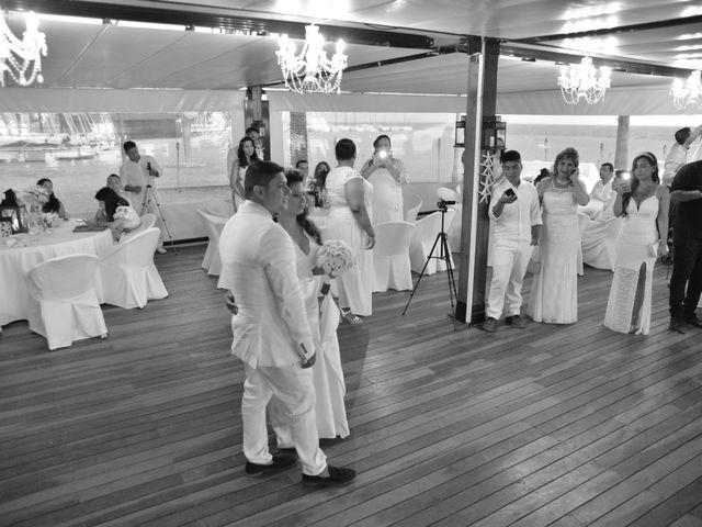 La boda de Javier y Diana en Canet De Mar, Barcelona 55