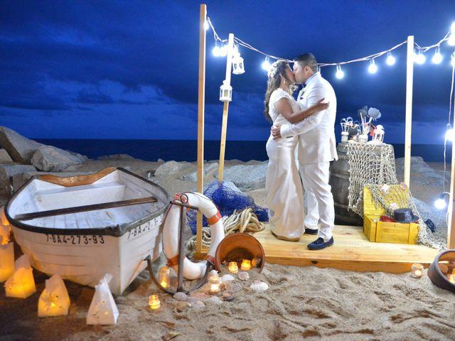 La boda de Javier y Diana en Canet De Mar, Barcelona 62